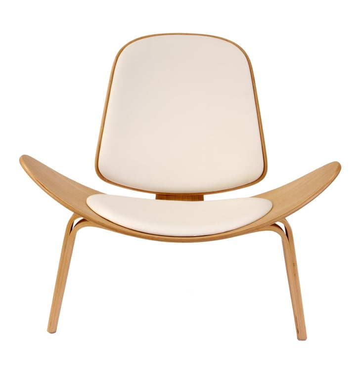replica hans wegner shell chair 745 matt blatt suite. Black Bedroom Furniture Sets. Home Design Ideas