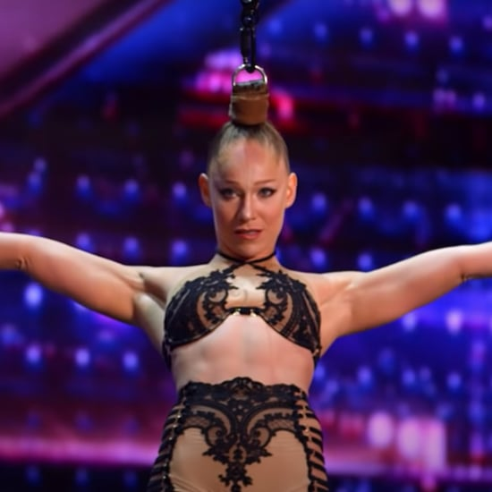 Watch America's Got Talent Act's Hair Suspension Audition