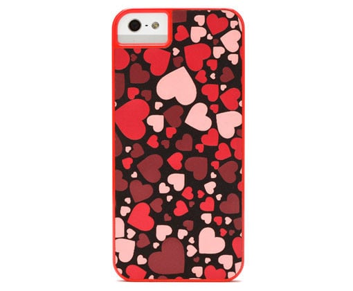Fluttering Hearts Dash Icon for iPhone 5 ($30)