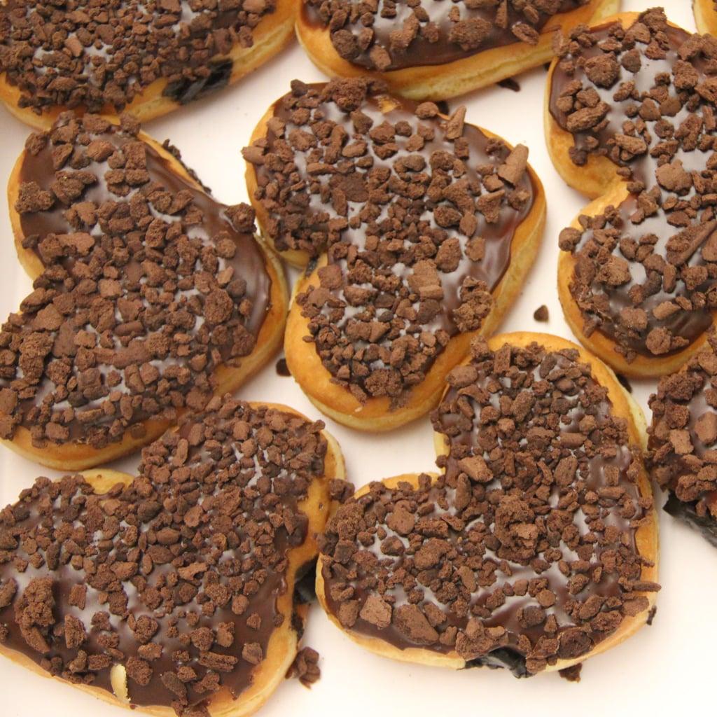 Dunkin' Donuts Brownie-Themed Menu