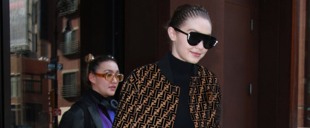 The Supermodels Making This Major '90s Trend Cool Again