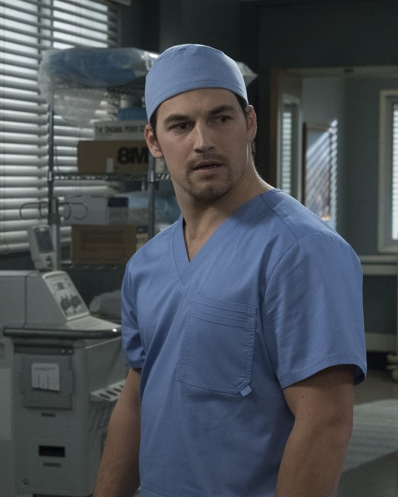 Andrew DeLuca in Grey's Anatomy