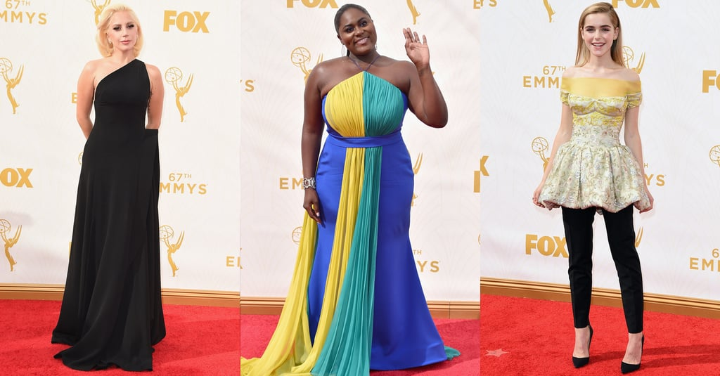 Surprising Emmy Awards Red Carpet Looks