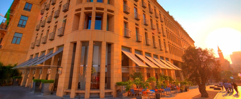 Le Gray Hotel Beirut Review