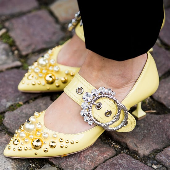 14 Embellished Shoes to Amplify Any Outfit