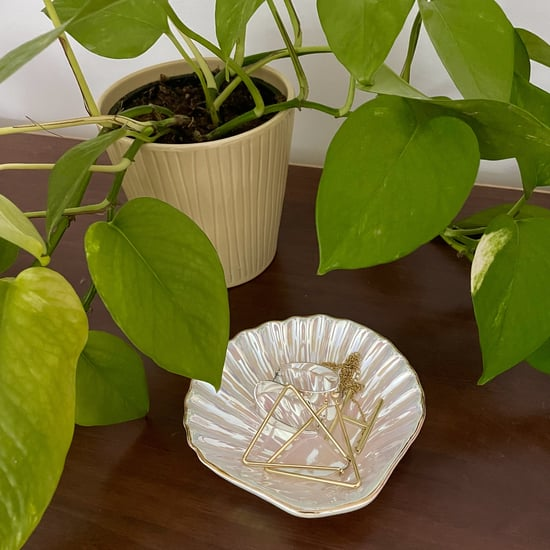 This Cute Shell Trinket Dish Is Only $10 at Target