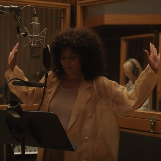 Is Tracee Ellis Ross Really Singing in The High Note?