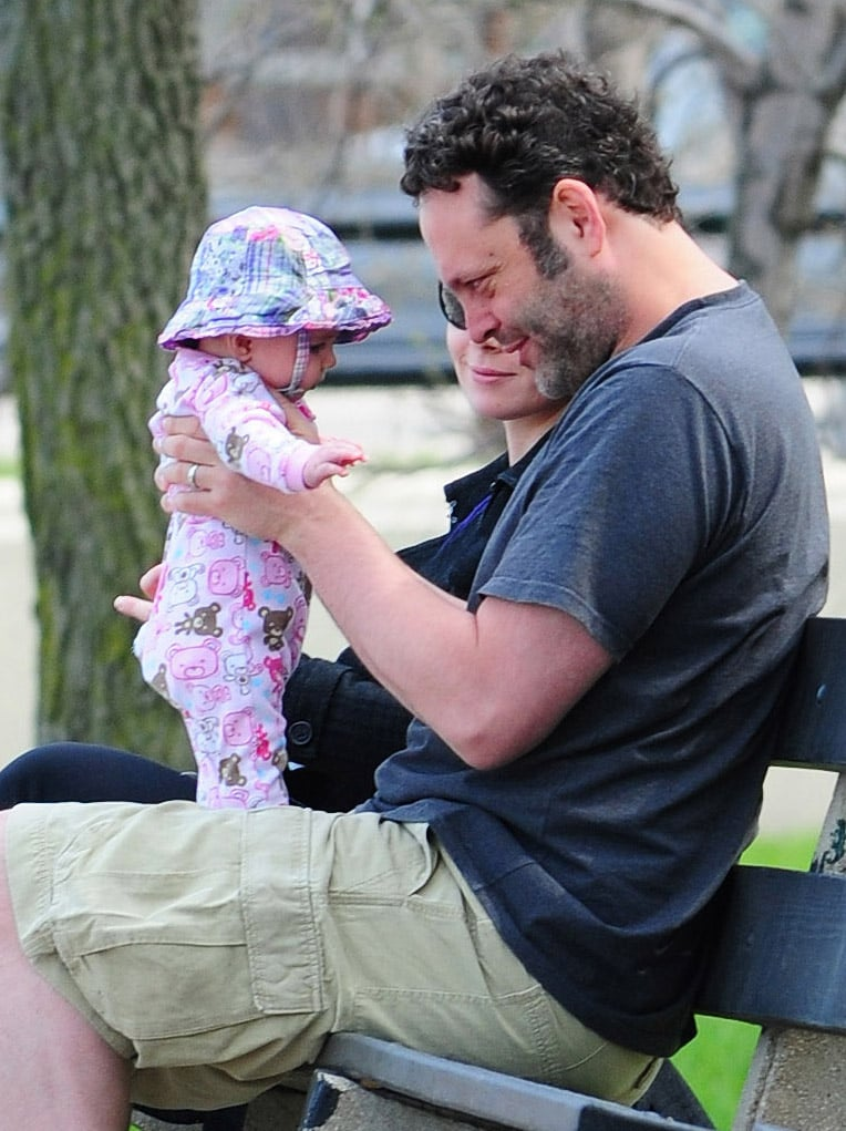 Vince Vaughn And His Wife Kyla Weber Spent The Afternoon With Their Famous Fathers Get Cute With Their Kids Popsugar Celebrity Photo 19 View the profiles of people named kyla weber. vince vaughn and his wife kyla weber