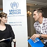 Angelina Jolie Celebrates the UNHCR's 60th Birthday Ahead of Brad Pitt's 47th