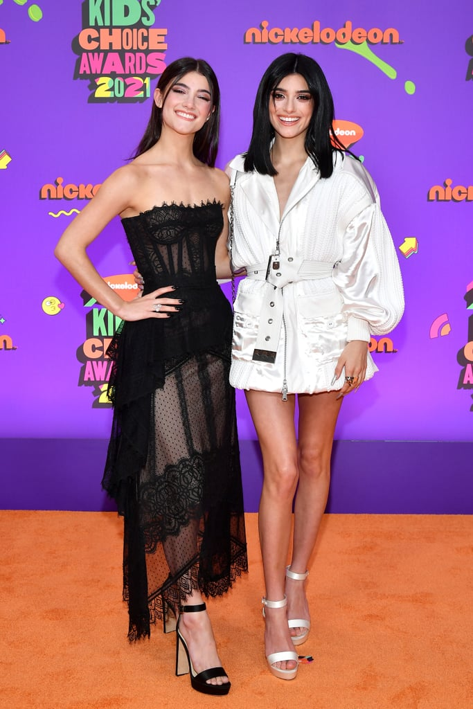 The Best Outfits of 2021 Nickelodeon Kids' Choice Awards