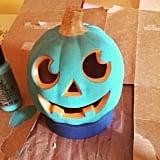 Classic Carved Pumpkin