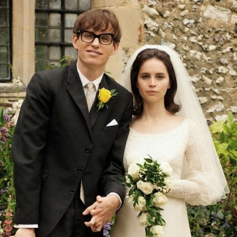 eddie redmayne stephen hawking comparison. stephen hawking wedding photo with eddie redmayne comparison a