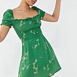 Faithfull The Brand Genevieve Floral Mini Dress