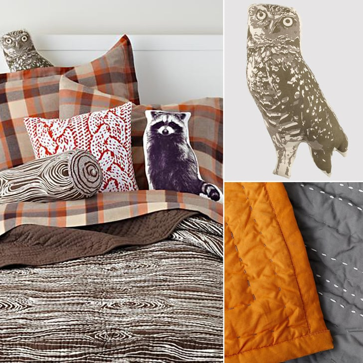 Update Your Kids' Bedding For Fall