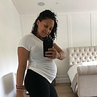 Tia Mowry Postpartum Body Photo