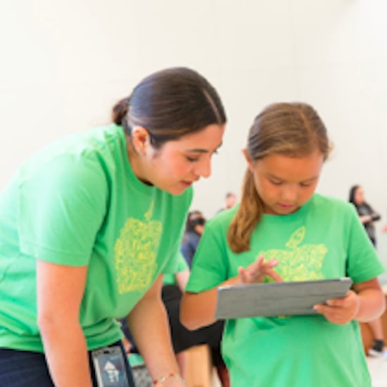 Apple Store Summer Camp For Kids in the United Arab Emirates