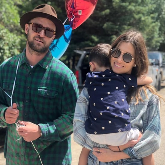 Justin Timberlake and Jessica Biel's Second Baby Boy's Name