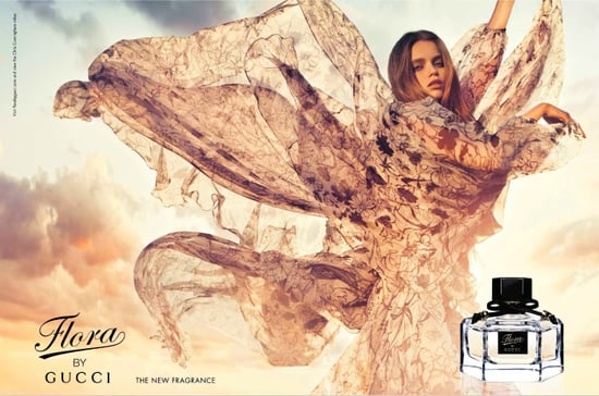 Flora by Gucci Advertisement with Abbey Lee Kershaw