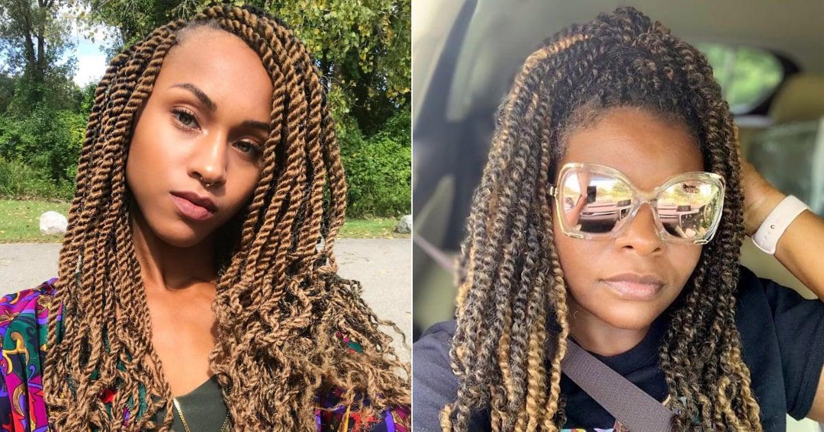 Marley Twist Hairstyle Ideas Popsugar Beauty