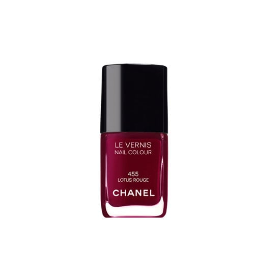 Chanel Le Vernis Nail Colour in Rouge Noir, $39