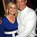 Maureen McCormick and Barry Williams