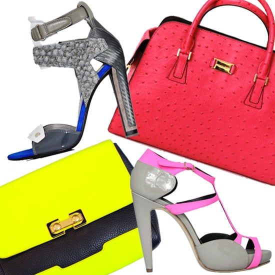 Resort 2012 Shoes and Handbags: Our Pick of the Best and Brightest Accessories: Marc Jacobs, YSL, Chanel, Chloe and more!