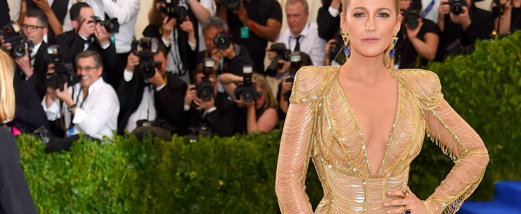 Blake Lively's Met Gala Dress Is SO Different to Last Year's