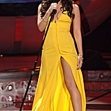 Katharine McPhee on American Idol Season 5 in 2006