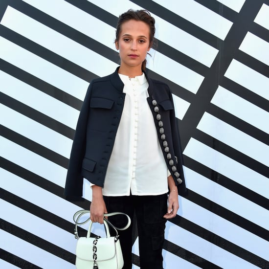 Celebrities Front Row at Paris Fashion Week Spring 2017