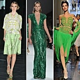 Spring 2012 Color Report: Green With Envy