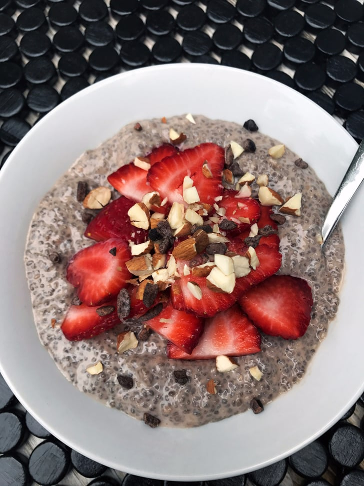Chia Pudding For Weight Loss Popsugar Fitness