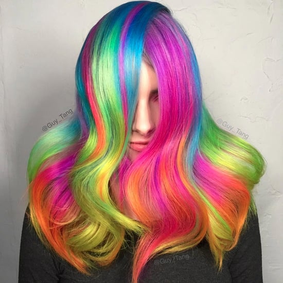 Rainbow Beauty Trends 2016