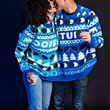 Double Stuf Oreo Christmas Sweater