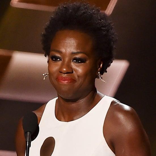 Viola Davis's Emmy Acceptance Speech Video