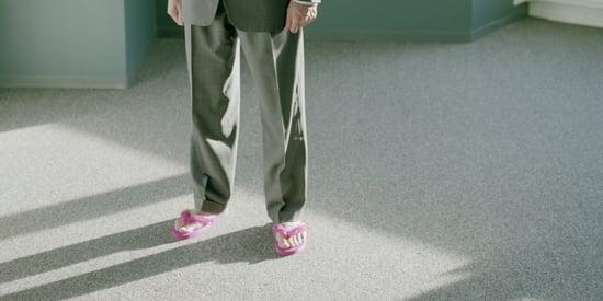 Places You Should Never Wear Flip-Flops
