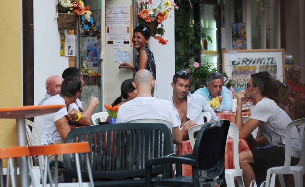 Domenico Dolce, Stefano Gabbana Continue Yacht Vacation with Giovanna Battaglia and Vladimir Restoin-Roitfeld