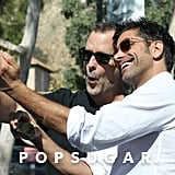 In September, John Stamos and Dave Coulier took snaps together in LA.