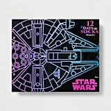 Star Wars 12 Days of Socks Advent Calendar