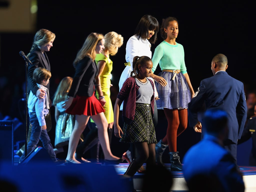 Katy and Usher Join Forces With the Obamas for Kids' Inaugural Concert