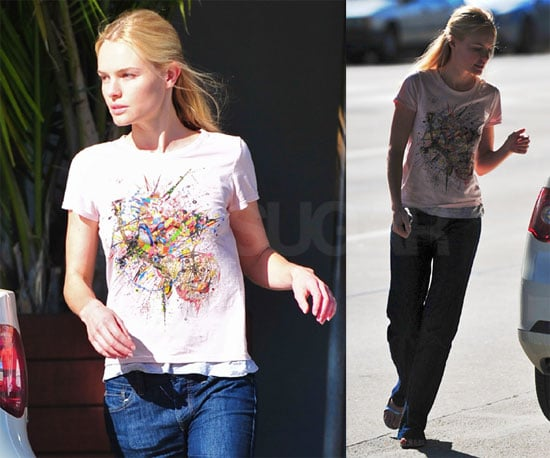 Photo of Kate Bosworth, Who's Producing Lost Girls and Love Hotels, Out in LA