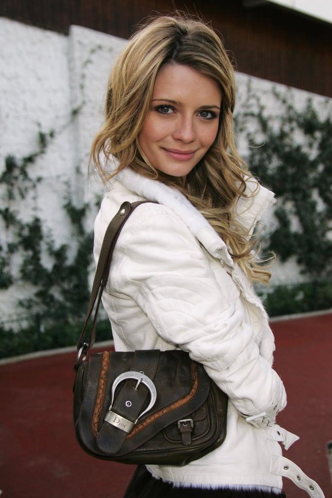 The Dior Saddle Bag