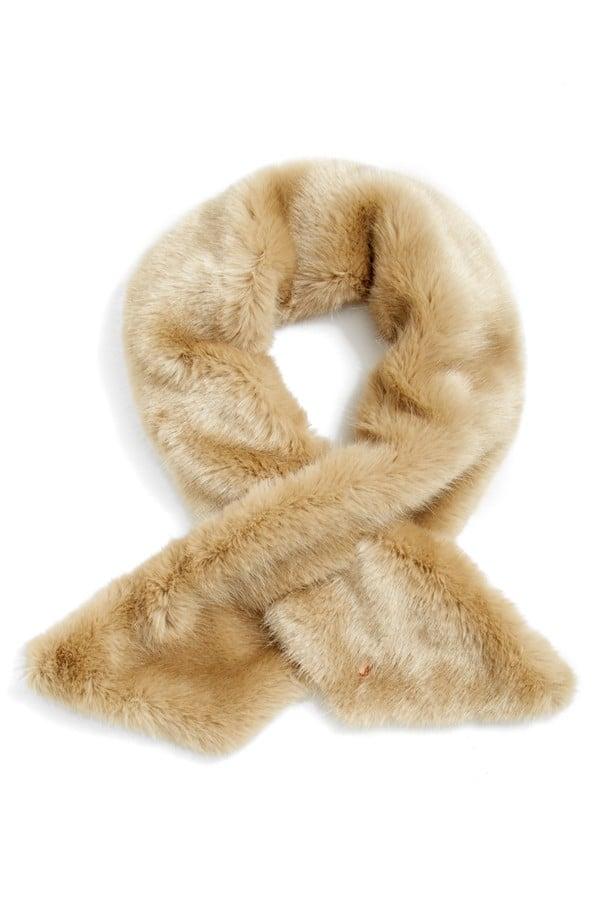 Ted Baker London Faux Fur Stole ($185)