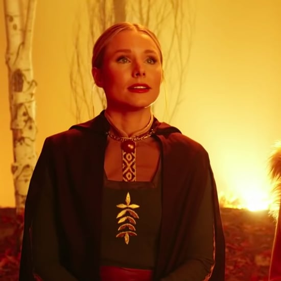 "Weezer's ""Lost in the Woods"" Music Video With Kristen Bell"