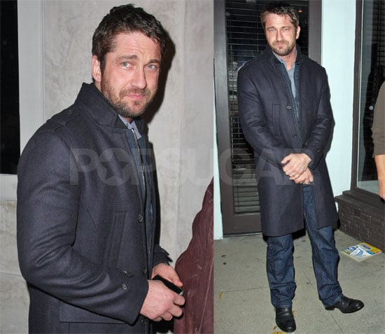 Gerard Butler's Not So Ugly Truth