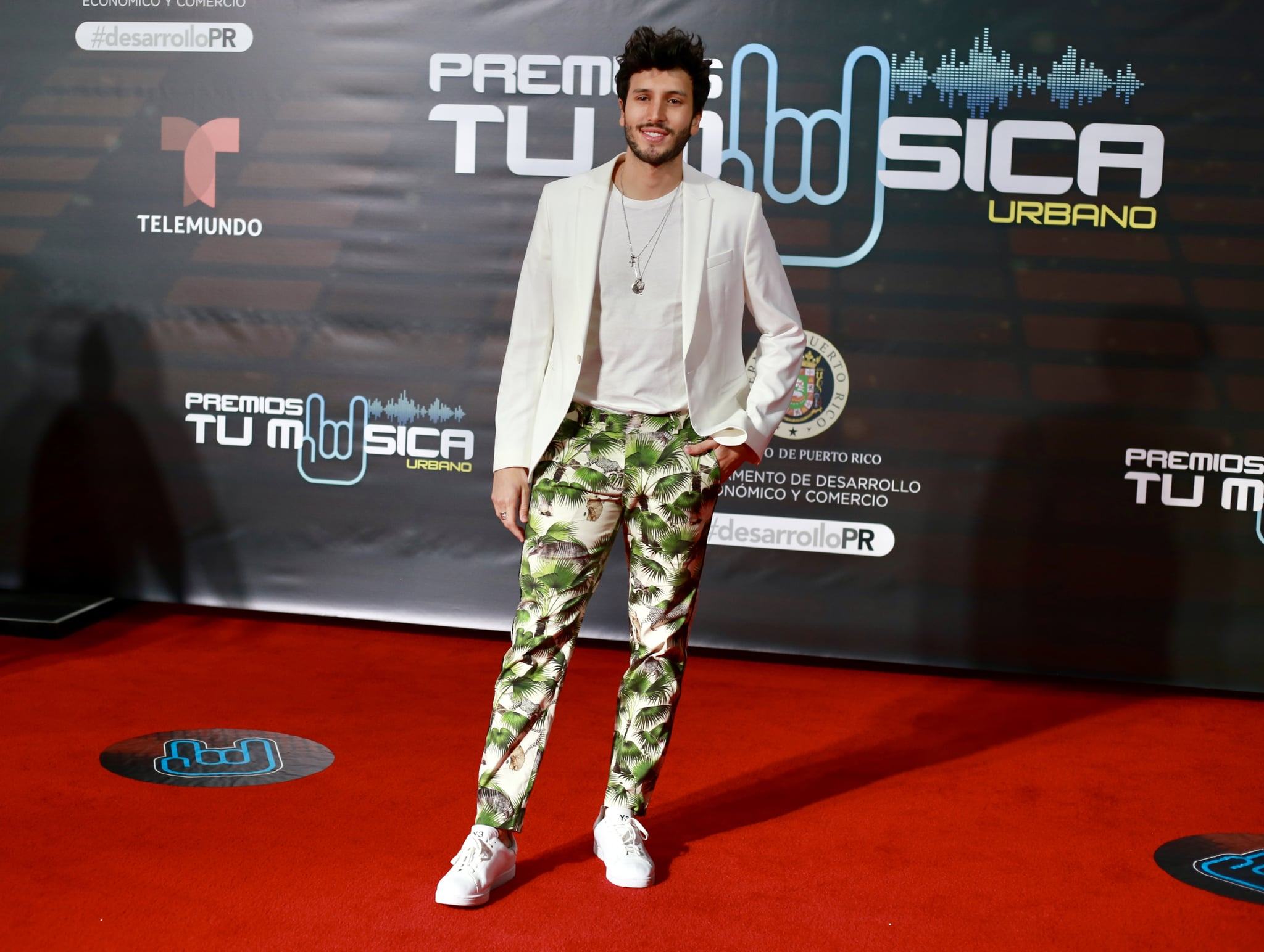 Sebastian Yatra Posted a Video Singing a Shawn Mendes Song, and Now I Feel Incredibly Relaxed