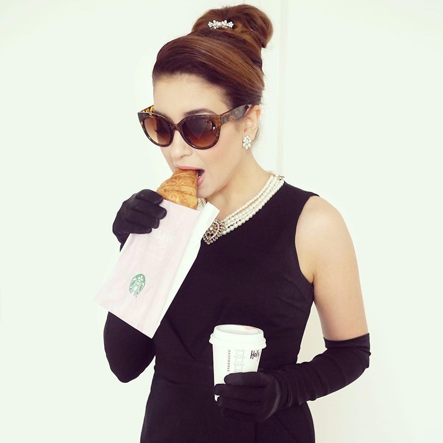 halloween costume ideas with a black dress | popsugar fashion