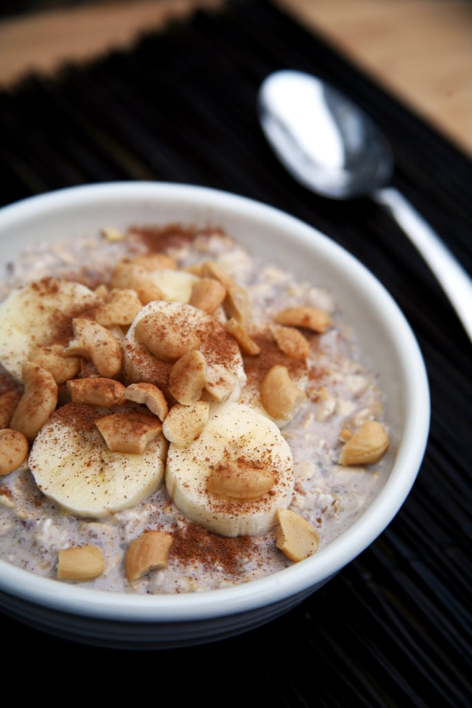 Use Banana in Your Oatmeal
