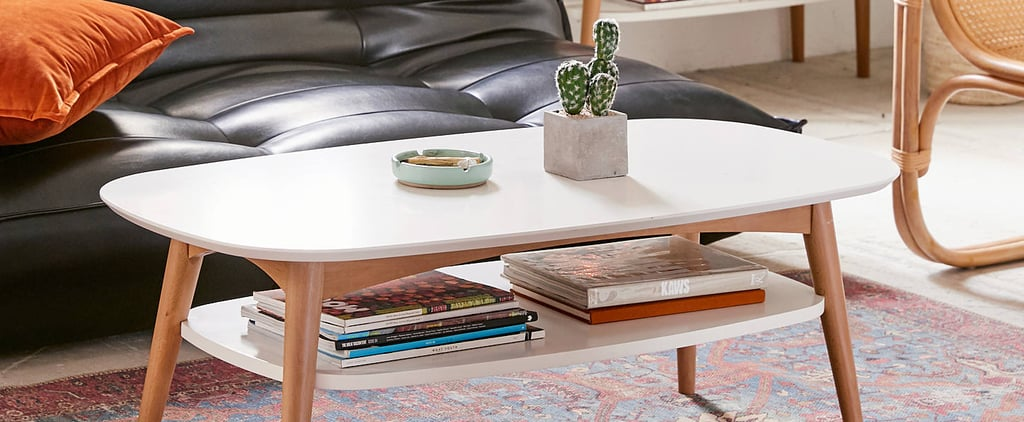 The Best Coffee Tables For Small Apartments