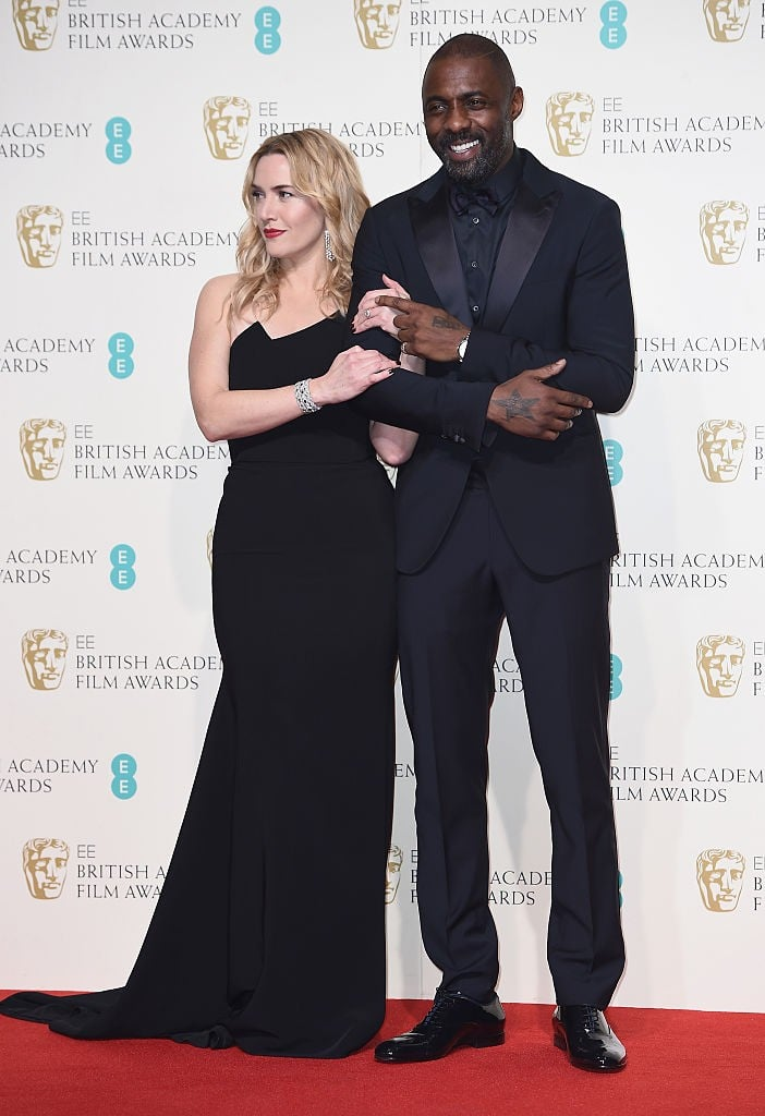 How Tall Is Idris Elba?