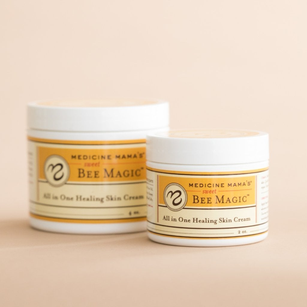 Medicine Mama's Apothecary Sweet Bee Magic Healing Skin Cream